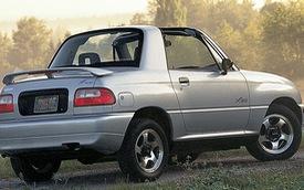 """10 mẫu xe """"đến từ hành tinh khác"""" và đoản mệnh nhất của thập niên 1990"""