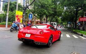 Dàn Ferrari nhiều nhất Việt Nam của một đại gia Sài Gòn