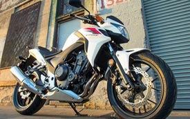 Honda thu hồi CBR500R và CB500F do lỗi cảm biến mức nhiên liệu