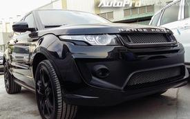 Xế độ Range Rover Evoque Kahn 2015 xuất hiện tại Việt Nam