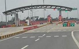 Nghịch lý cao tốc Hà Nội- Hải Phòng: Đẹp mà... ế