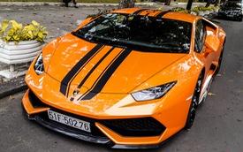 """Siêu xe Lamborghini Huracan """"độ"""" độc và đắt tái xuất tại Sài Gòn"""