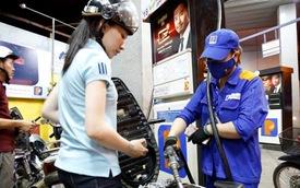 Giá xăng dầu giảm mạnh sau 6 lần tăng