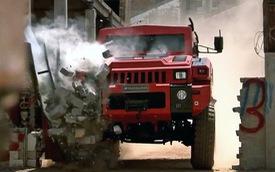 Marauder - Xe chống mìn, phá công sự nổi tiếng của Nam Phi