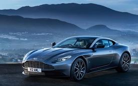 Aston Martin DB11 2017 chính thức ra mắt