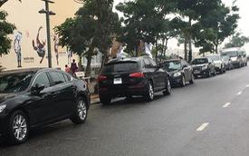 Xôn xao Audi Q5 mang biển số Hà Nội đậu ngược chiều trên phố Đà Nẵng