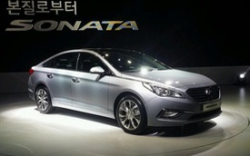 Hyundai Sonata – Xe bán chạy nhất tại Hàn Quốc
