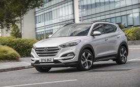 Hyundai Tucson 2016 có động cơ mới, chỉ tiêu thụ 4,7 lít/100 km
