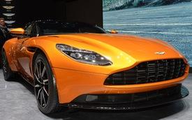 Vừa ra mắt, Aston Martin DB11 đã có hơn 1.400 người đặt mua