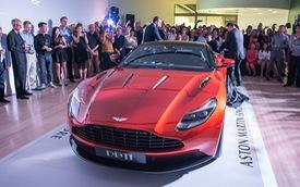 Xe thể thao Aston Martin DB11 ra mắt tại Đông Nam Á