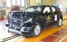 """SUV hạng sang giá """"mềm"""" Audi Q2 mới ra mắt Việt Nam đạt 5 sao an toàn"""
