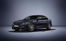 BMW M3 phiên bản kỷ niệm 30 năm trình làng, giá 1,85 tỷ Đồng
