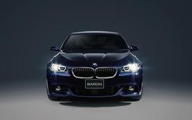 BMW 5-Series Baron - Xe sang cho quý ông thực thụ
