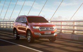 Ford Việt Nam đạt doanh số kỷ lục nhờ bộ ba Ranger, EcoSport và Transit