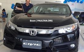 Cận cảnh Honda Civic 2016 sẽ về Việt Nam tại đại lý ở Thái Lan