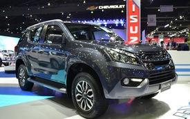 Isuzu MU-X sắp được bán tại Việt Nam với giá dưới 1 tỷ Đồng