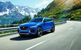 Jaguar F-Pace có khả năng sẽ về Việt Nam vào cuối năm nay