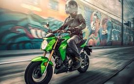 Sau Thái Lan, Kawasaki Z125 Pro đến Mỹ, giá từ 67 triệu Đồng