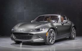 Chưa được bày bán, Mazda MX-5 RF đã có bản đặc biệt đầu tiên