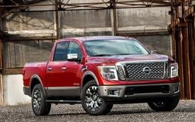 """Nissan Titan 2017 - Đối thủ của """"vua bán tải"""" Ford F-150"""