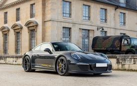 Đây là chiếc xe thể thao Porsche 911 R có 1 không 2 trên thế giới
