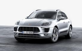 Porsche Macan bản tiêu chuẩn mới có giá 3,032 tỷ Đồng tại Việt Nam