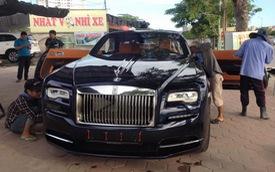 """""""Mục sở thị"""" Rolls-Royce Dawn - quà biếu 25 tỷ Đồng của doanh nghiệp Hải Phòng"""