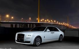 Rolls-Royce Ghost EWB phiên bản độc nhất dành cho Thái Lan
