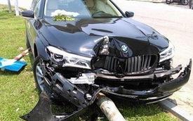 """BMW 730Li thế hệ mới """"nát đầu"""" dưới tay khách Việt lái thử"""