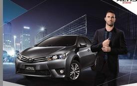 Toyota Corolla Altis 2016 ra mắt tại Thái Lan, giá từ 485 triệu Đồng