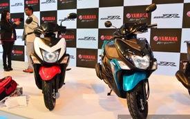 Yamaha Cygnus Ray-ZR - Xe ga nam tính cho giới trẻ