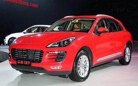 """Porsche Macan phiên bản """"nhái"""" chính thức ra mắt, giá khoảng 331 triệu Đồng"""