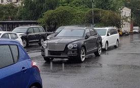 SUV siêu sang Bentley Bentayga thứ 2 bất ngờ về Việt Nam