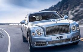 Bentley Mulsanne 2017, đẳng cấp mới về sự sang trọng