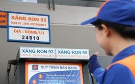 8 tỉnh thành phải bỏ bán xăng RON 92 từ tháng 6 tới