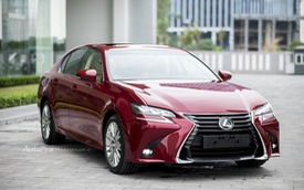 Khám phá sedan hạng sang Lexus GS200t hơn 3 tỷ Đồng tại Việt Nam