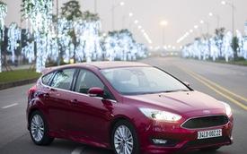 Ford Focus EcoBoost: Động cơ mạnh, công nghệ hiện đại