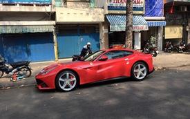 """Sau 2 năm """"giam cầm"""", Ferrari F12 Berlinetta được cho đi đăng kiểm"""