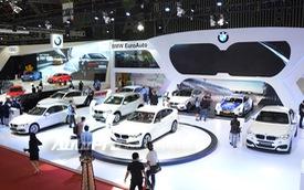 """BMW mang đến dàn xe """"khủng"""" nhất nhì tại VIMS 2016"""