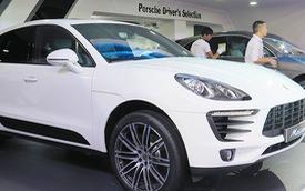 Porsche Việt Nam bộn thu năm 2015