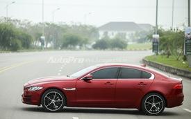 """Soi từng centimet"" của Jaguar XE Portfolio tại Việt Nam"