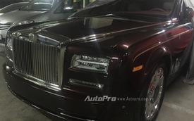 """Nóng: Nghi án xe siêu sang đắt giá Rolls-Royce """"ông Hổ"""" âm thầm về Việt Nam"""