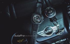 Khám phá mẫu đồng hồ dành cho các tay lái MINI