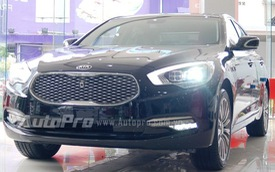 Xe đắt nhất của Kia tại Việt Nam chốt giá gần 2,8 tỷ Đồng