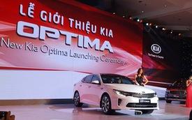 Rẻ hơn Toyota Camry 400 triệu, Kia Optima lắp ráp trong nước có gì hấp dẫn