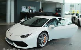 Lamborghini chính hãng ở Hà Nội, khách hàng lại chủ yếu ở... Sài Gòn
