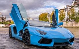 Lamborghini Aventador màu độc về Việt Nam, né 8 tỷ Đồng tiền thuế