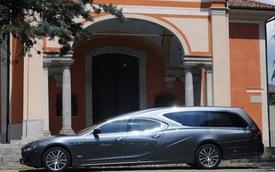 Maserati Ghibli phiên bản xe tang trông thế nào?