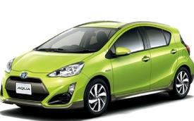 10 xe bán chạy nhất tại Nhật Bản trong năm 2015
