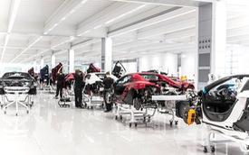 """Đột nhập trung tâm """"đầu não"""" của hãng siêu xe McLaren"""